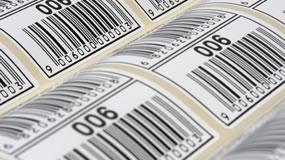 Schedule barcode print test run