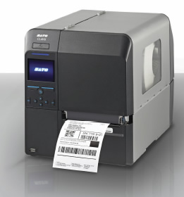 SATO-CL4NX-Thermal-Barcode-Printer